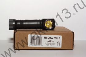ZebraLight H600w MkIII XHP35 Neutral White